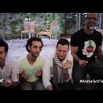 Arabs Got Talent – بعيد عن الكواليس ، أغنية للجمهور – شوارعنا