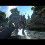 Ark : Survival Evolved – Battle With Triceratops | Day 2