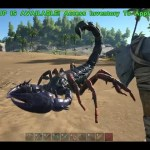Ark : Survival Evolved – Toxic Scorpions | Day 3