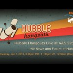 Hubble Hangouts Live at AAS 225 #8: News and the Future of Hubble