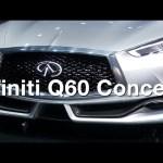 Infiniti Q60 Concept – Redline: First Look – 2015 Detroit Auto Show