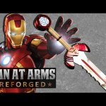 Iron Man's Sword – MAN AT ARMS: REFORGED