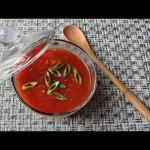 Korean Fried Chicken Sauce – Spicy, Sweet & Sour Fried Chicken Sauce Recipe