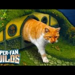 LOTR Litter Box & Cat Scratching Post (Lord of the Rings) – SUPER-FAN BUILDS