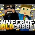 Minecraft: GOLD COBBLESTONE MODPACK | Cobble Over Diamonds!! [11]