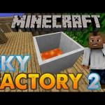 Minecraft Sky Factory Episode 2 – موديد سكاي بلوك
