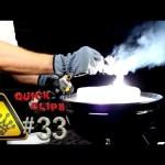 QC#33 – Grilling Magnesium (Science Experiment)