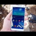 Samsung Galaxy Note 3 Durability Drop Test