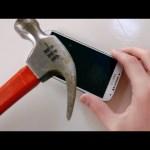 Samsung Galaxy S4 Hammer Drop Test