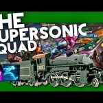 THE SUPERSONIC SQUAD – Hypersugar