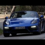 Video: Porsche Boxster GTS driven