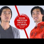 Chinese-American Guys Wear Traditional Chinese Clothing For A Day