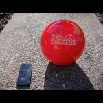 iPhone 5 Bowling Ball Drop Test – Ultimate Destruction Crash Test –