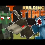 Minecraft Xbox – HALLOWEEN SPECIAL! – Building Time! [#6]