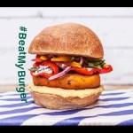 The Veggie Burger | #BeatMyBurger Ep. 8