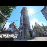 17 Minutes of Overwatch Eichenwalde Gameplay – Gamescom 2016
