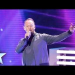 DJ Allan Turner-Ward shakes his knees | Britain's Got Talent 2014