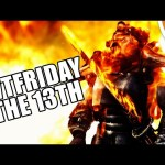 Fallout 4 WTFriday the 13th! (Nerdist News WTFridays w/ Jessica Chobot)