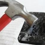 iPhone 5 Hammer Smash Drop Test -Episode #1-