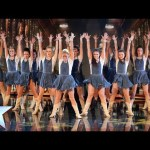 Line dancers CountryVive add a touch of glamour | Britain's Got Talent 2014
