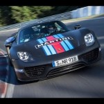 Porsche 918 Spyder – Frankfurt motor show