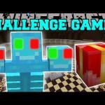Minecraft: XMAS WITHER CHALLENGE GAMES – Lucky Block Mod – Modded Mini-Game