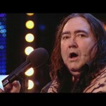 Peat Loaf is a real dead ringer for Meat Loaf | Britain's Got Talent 2014