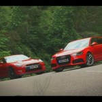 Nissan GT-R vs Audi RS6 Avant shootout – autocar.co.uk