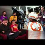 The Best BB-8 Cosplay Ever!