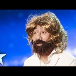 Comedy impersonations from Jenson Zhu   Britain's Got Talent 2014