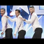 Yanis Marshall, Arnaud & Mehdi's spicy high-heeled moves | Britain's Got Talent 2014