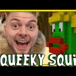 Minecraft – SQUEAKY SQUID – The Lab/Build Battles!