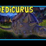 ARK: Survival Evolved – TAMING A DOEDICURUS! [38]