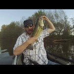 GoPro: Jim Moretti's Picture Perfect Bass – Best Catch May Winner