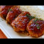 Chicken Recipes – How to Make Baked Apricot Chicken