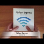 Apple AirPort Express:UNBOXING