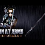 Blade's Sword – Marvel Blade Trilogy – MAN AT ARMS: REFORGED