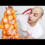 تحدي اكل 5 كيلو من البرتقال (اليوسفي) في وقت قصير جدا |التحدي الأكبر|