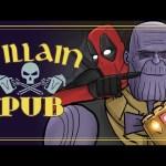 Villain Pub – The Dead Pool (Infinity War)