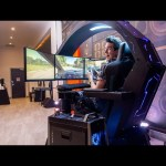 Acer's $10,000 Gaming Cockpit is Insanely Cool – CES 2019