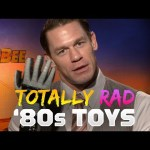 How Well Does the Bumblebee Cast Know Totally Rad '80s Toys?