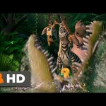 Madagascar (2005) – What a Wonderful World Scene (8/10) | Movieclips