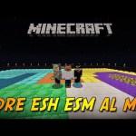 Minecraft Mdre esh esm al map – اقصر سلسلة فالعالم