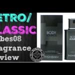 Retro: Body Kouros by Yves Saint Laurent Fragrance Review (2000)
