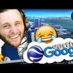 Google Earth VR   Funny Sightings   LEAVE THE HOUSE WITHOUT LEAVING