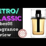 Dior Homme by Christian Dior Fragrance Review (2005) | Retro Series