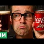 Coca-Cola Coffee Plus Taste Test