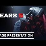 Gears 5 Full Reveal Presentation – E3 2019