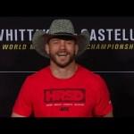UFC 234: Q&A with Cejudo, Cerrone, and Jedrzejczyk
