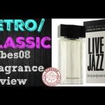 Live Jazz for Men by Yves Saint Laurent Fragrance Review (1998)   Retro Series